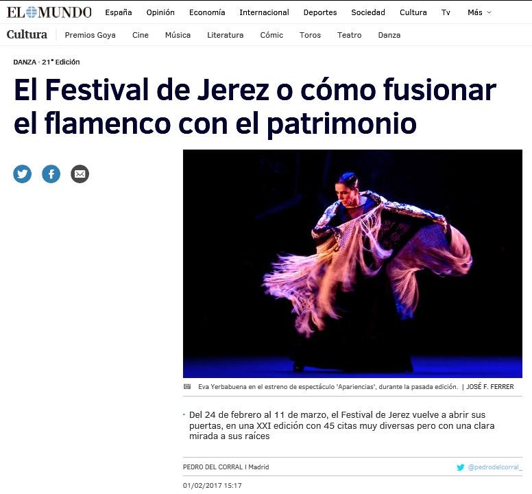 EL MUNDO - FJ - PEDRO DEL CORRAL - 1-2-2017